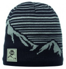 Buff Hat Knitted Polar Laki Black