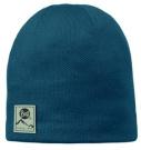 Buff Hat Knitted Polar Solid Ocean