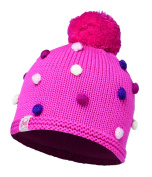 Buff Junior Hat Knitted Polar Odell Ibis Rose