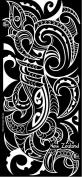 Buff NZ Maori Manaia