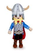 PLAYMOBIL - Plush toy the viking - Serie 2 - 30 Cm