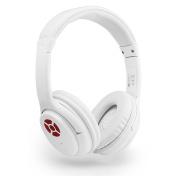 Urbanz Max Bluetooth Headphones, Lightweight On Ear Wireless Headphones with Built in Microphone