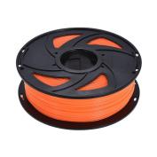 Aibecy Colour Optional ABS Plastic Filament 1kg/Roll 2.2lb 1.75mm for MakerBot Anet RepRap 3D Printer Pen Orange