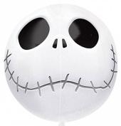 Nightmare Before Christmas Helium Orbz Supershape Balloon Ball Halloween Party