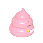 Exquisite Fun Crazy Poo Scented Squishy Squeeze Toy Charm Slow Rising 7cm Simulation Kid Toy