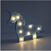 Jellbaby LED modelling lights flamingo pineapple angel selling letter lights decorative lighting