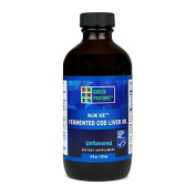 Green Pasture Blue Ice Fermented Cod Liver Oil - Unflavoured Liquid