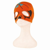 Halloween Knitted Hat And Mask One Size Design at Random