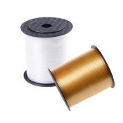 WANTING 240 Yards Spool Crimped Curling Balloon Ribbon Strings for Gift Wrapping Holiday Gift Party Decoration
