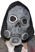 Nuclear Apocalypse Zombie Ghoul Gas Mask Halloween Accessory