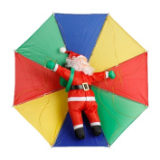 Santa Claus Parachute, HUHU833 Merry Christmas Decor Toy Doll Gift Home Tree Children Kids New