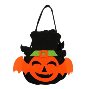 Clearance/ Bluester Halloween Bat Style Candy Bag Snack Packet Children Household Kid Garden Home Decor