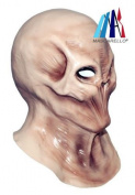 MASCARELLO®Alien Head Mask Creepy Animal Halloween Costume Theatre Prop Latex Novelty Toys