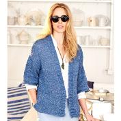 Stylecraft Ladies Jacket & Coat Mystique Knitting Pattern 9384