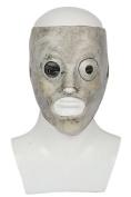 Corey Mask Cosplay Costume Deluxe Latex Metal Band Fancy Dress Merchandise for Adult Men Halloween Clothing Accessories