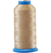 Selric [1500 Yards/Coated/No Unravel Guarantee/21 Colours Available] Heavy Duty Bonded Nylon Threads #69 T70 Size 210D/3 for Upholstery, Leather, Vinyl, and Other Heavy Fabric