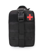 Medical Bag First Aid Bags Tactical MOLLE Pouch IFAK Package Universal EMT Emergency Multipurpose Waist Packbag