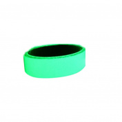 Hunpta Glow in the Dark Green Luminous Tape Sticker Self Adhesive,Photoluminescent (10m Length)