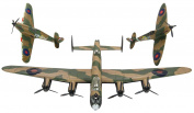 Corgi CC99399 Battle of Britain Memorial Flight Collection Model