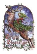 Bright Blessings Briar Yule Card
