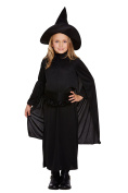 FANCY DRESS CHILD WITCH CLASSIC SMALL 4-6 YRS