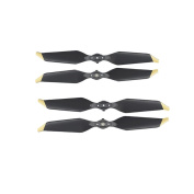 Momola 2 Pairs Platinum Propellers New For 2017 DJI Mavic Pro Low-Noise Quick-Release Drone Kit