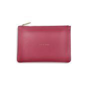 Katie Loxton London Clutch Bag - Fuchsia Pink - Bag Of Tricks