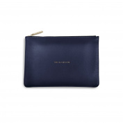 Katie Loxton London Clutch Bag - Navy - One In A Million