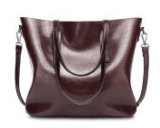 Tibes Fashion Women Handbags Shopping Bag Shoulder Bags Women Leather Tote Bag Clutches Bags