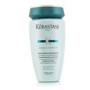 Resistance Bain Force Architecte Strengthening Shampoo (For Brittle, Damaged Hair, Split Ends), 250ml/8.5oz