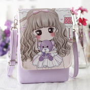 Cute Cartoon Handbags Kids Girls Mini Crossbody Bag Shoulder Bags Women's Handbags by Kolylong