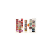 10 x 5M Tapes Mix Designs Cartoon Adhesive Tape Set for Craft