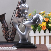 JY$ZB European couple/creative/abstract figure crafts/sculptures/ornaments/home furnishings/resin/18*8.5*25.5 , 18*8.5*25.5