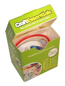 U-Craft Essentials Adhesive Box Glue Roller Clear Tape Foam Tape Dots hook and loop® PVA