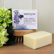 Beefayre Waggledance - Bee Calm - Lavender & Geranium - Soap - 100g