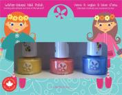 Suncoat Girl egg-spiration 3 Nail Kit for Children