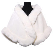 Bridal Fur Shawl Cape Parcel Wedding Dress Accessories Autumn and winter warm White cape