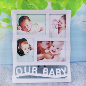 10cm and 13cm children's combination photo frame painting