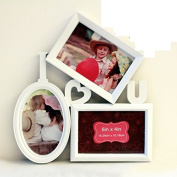 Photo frame, photo wall combination, 15cm wall hanging