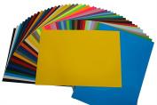 Kreat Ivflex Premium Plotter Film DIN A4 Yellow
