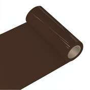 Oracal 621 Self-Adhesive Film for Cars or Furniture - 63 cm x 5 m Roll, 5 m (L) x 63 cm (W), brown