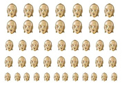 Easy to use, High Quality Nail Art For Every Occasion! C3PO