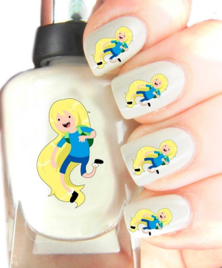 Easy to use, High Quality Nail Art Decal Stickers For Every Occasion! Ideal Christmas Present / Gift - Great Stocking Filler Fiona