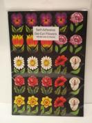 6 x A4 Sheets Self Adhesive Die-Cut Flowers (150 Die-Cuts) AM162