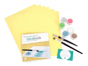 Silhouette Double-Sided Adhesive Starter Kit to create and apply embellishments