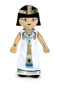 PLAYMOBIL - Plush toy Cleopatra - Serie 2 - 30 Cm