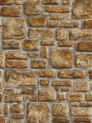 Alkor Sticky Back Plastic (self adhesive vinyl film) Stone Quarry 45cm x 1m (ORDER PER METRE) 280-3216