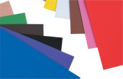 Creation Station Craft Foam Sheets A4, Pack of 10, Assorted Colours