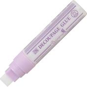 Zig PDCPG1-1B Decoupage Glue Marker 15mm Tip