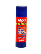 Amos Disappearing Crafter's Glue Stick - each